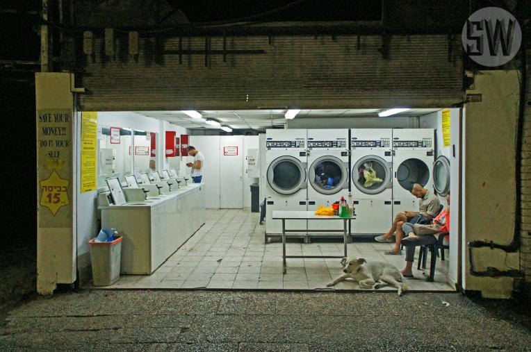 Launderette, Tel Aviv